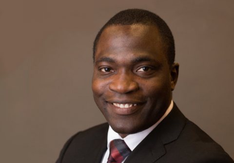 Headshot of Adeyemi Adeleye