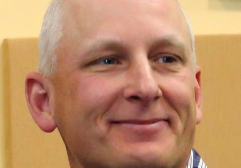 Headshot of John Battles