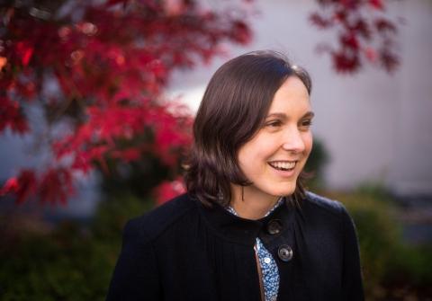 Headshot of Kelsey Jack
