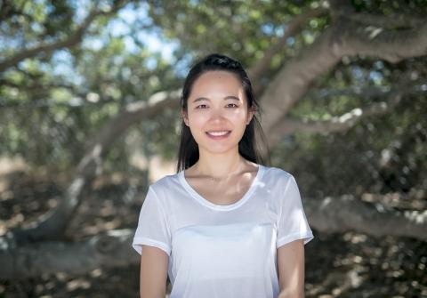 Headshot of Mengya Tao