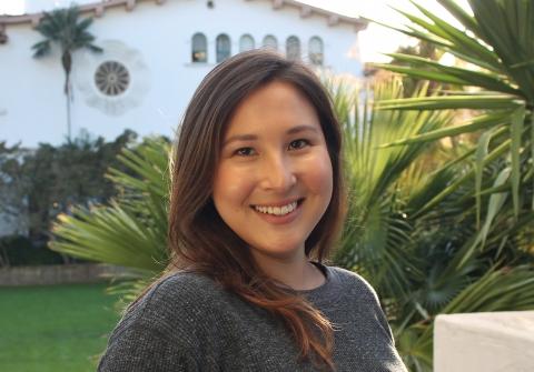 Headshot of Laura Urbisci