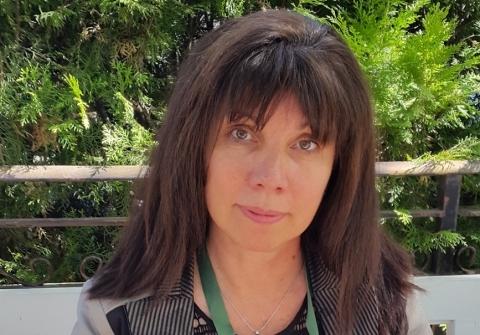 Headshot of Vera Slaveykova