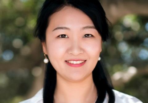Headshot of Yuwei Qin