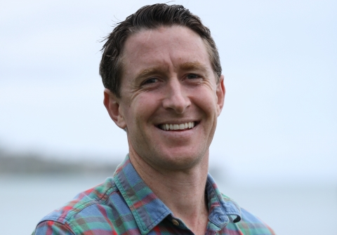 Headshot of John Lynham