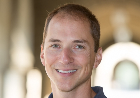 Headshot of David Lobell