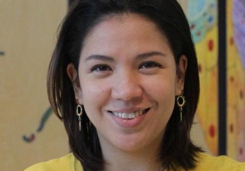 Headshot of Jade Sainz