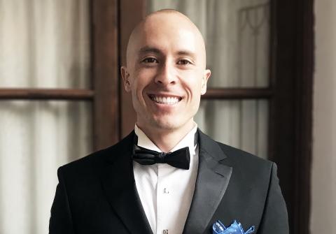 Headshot of Joshua Fisher
