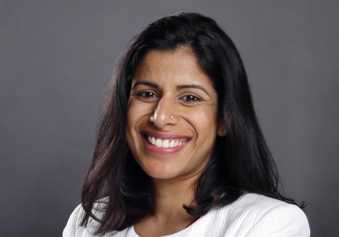 Headshot of Shahzeen Attari