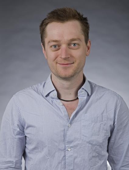 headshot of Niklas Griessbaum