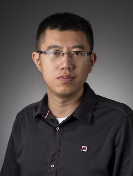 headshot of Haozhe Yang