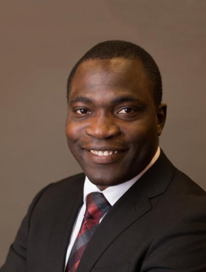 Headshot of Adeyemi Adeleye