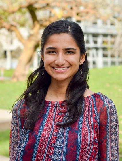 headshot of Mukta Kelkar