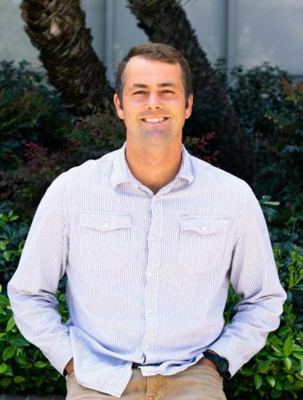 Headshot of Eric Fournier