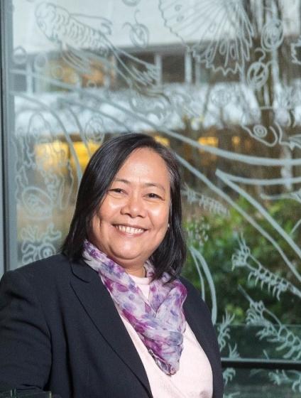 Headshot of Deng Palomares